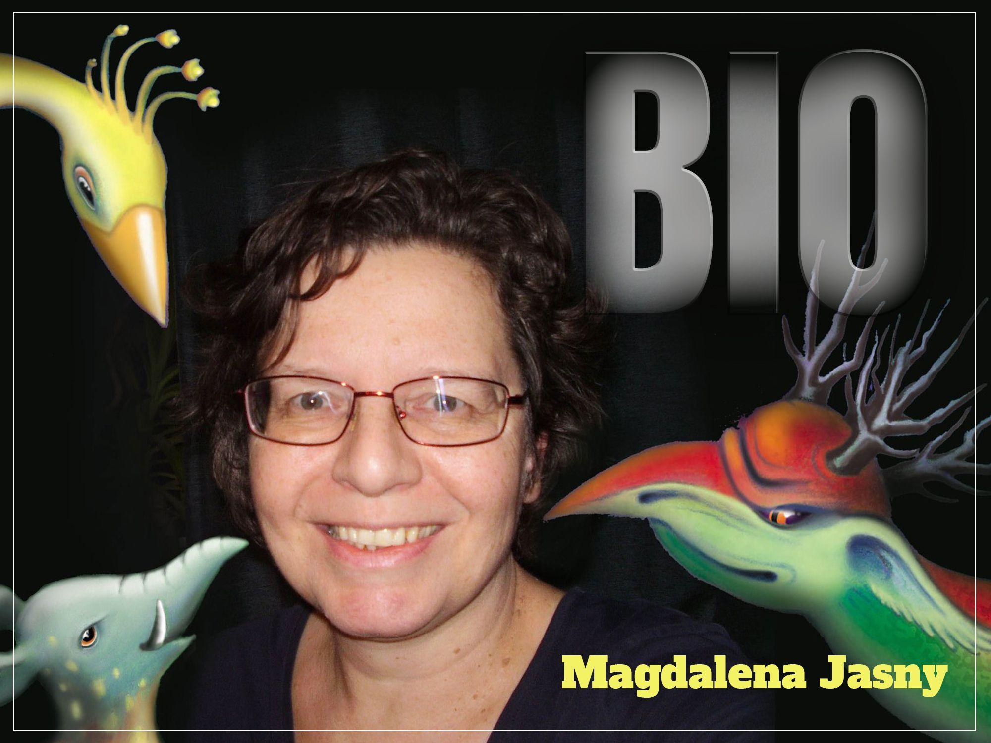 Magdalena Jasny