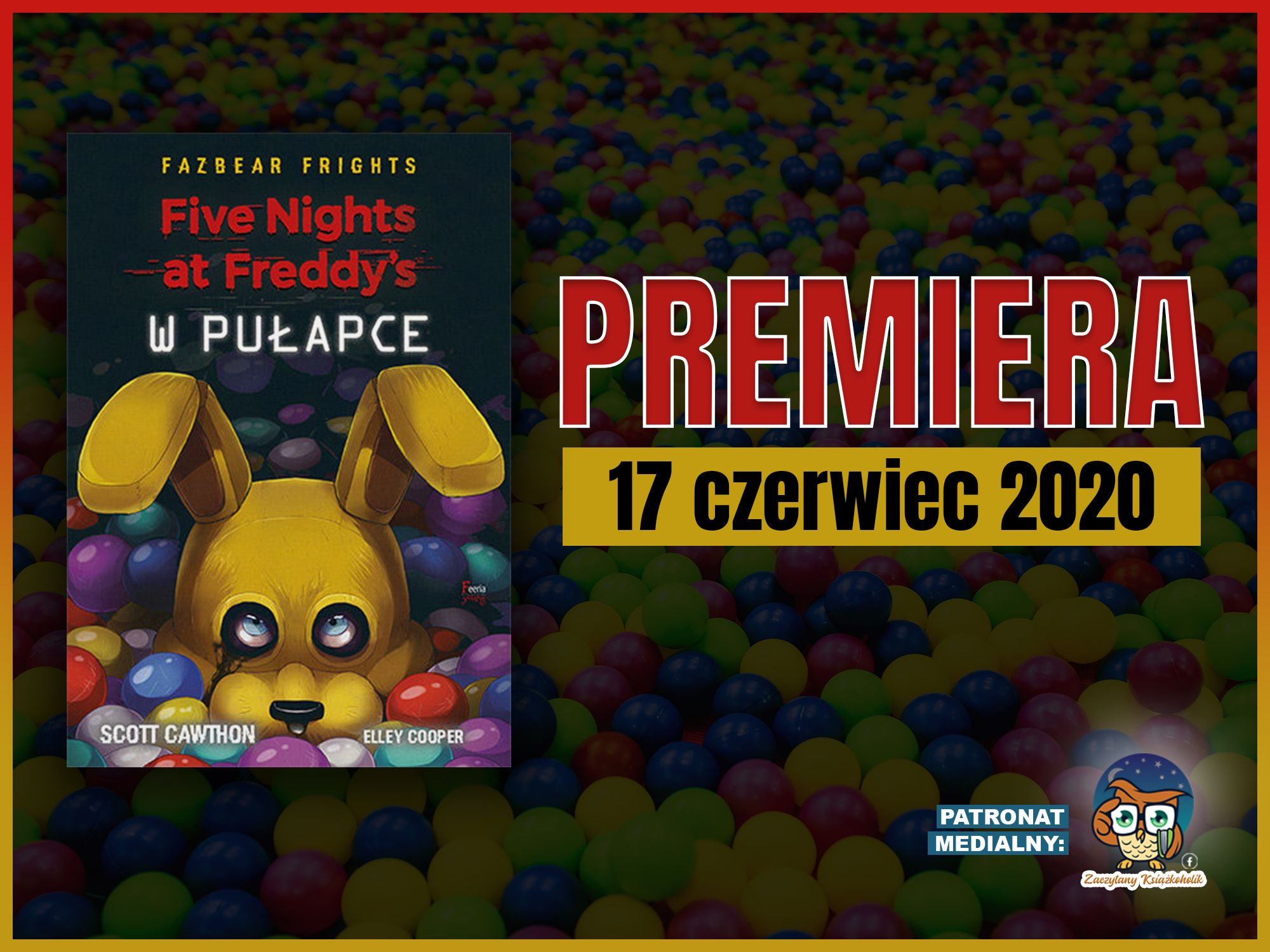 W pułapce. Five Nights at Freddy's