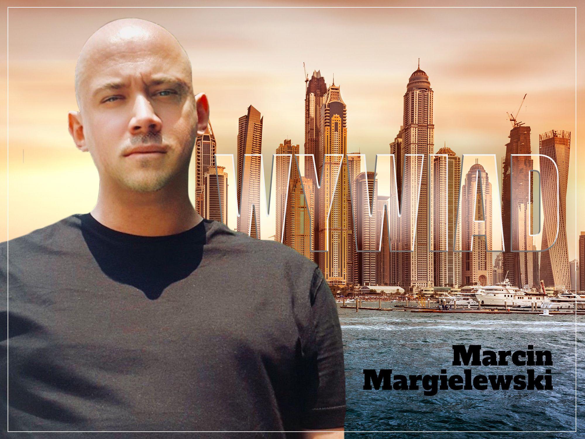 Rozmowa z Marcinem Margielewskim