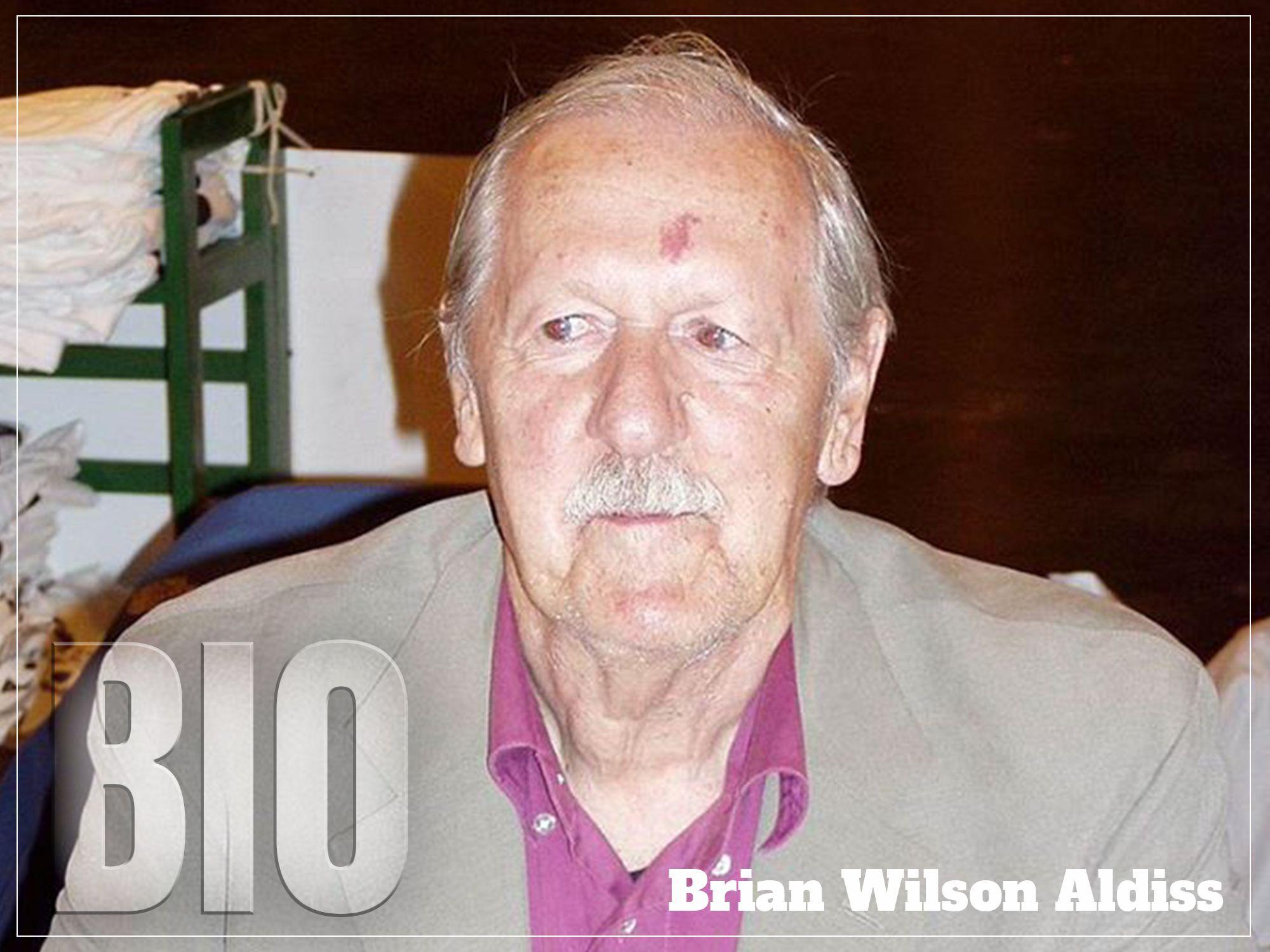 Brian Wilson Aldiss