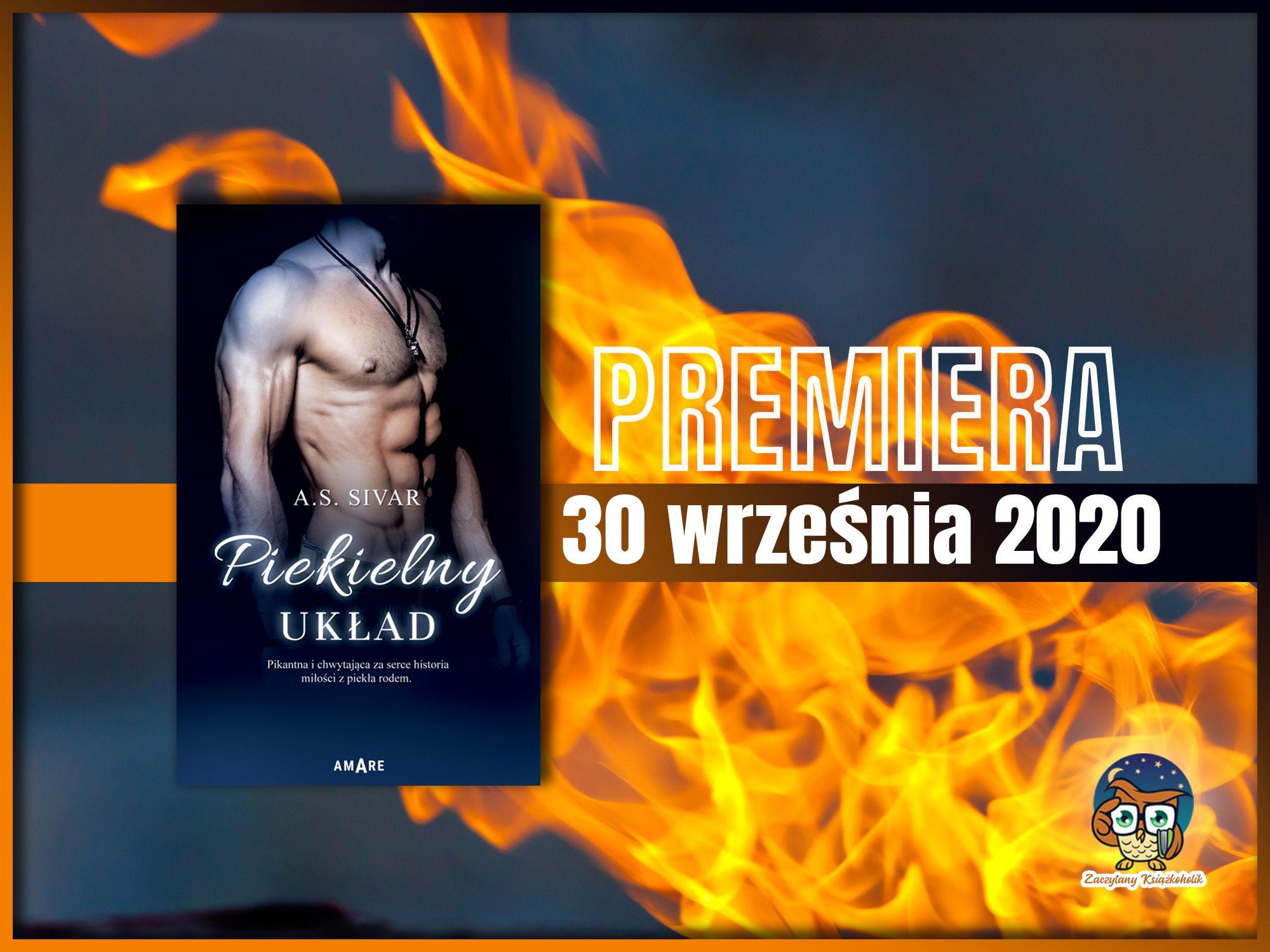 Piekielny układ, zaczytanyksiazkoholik.pl