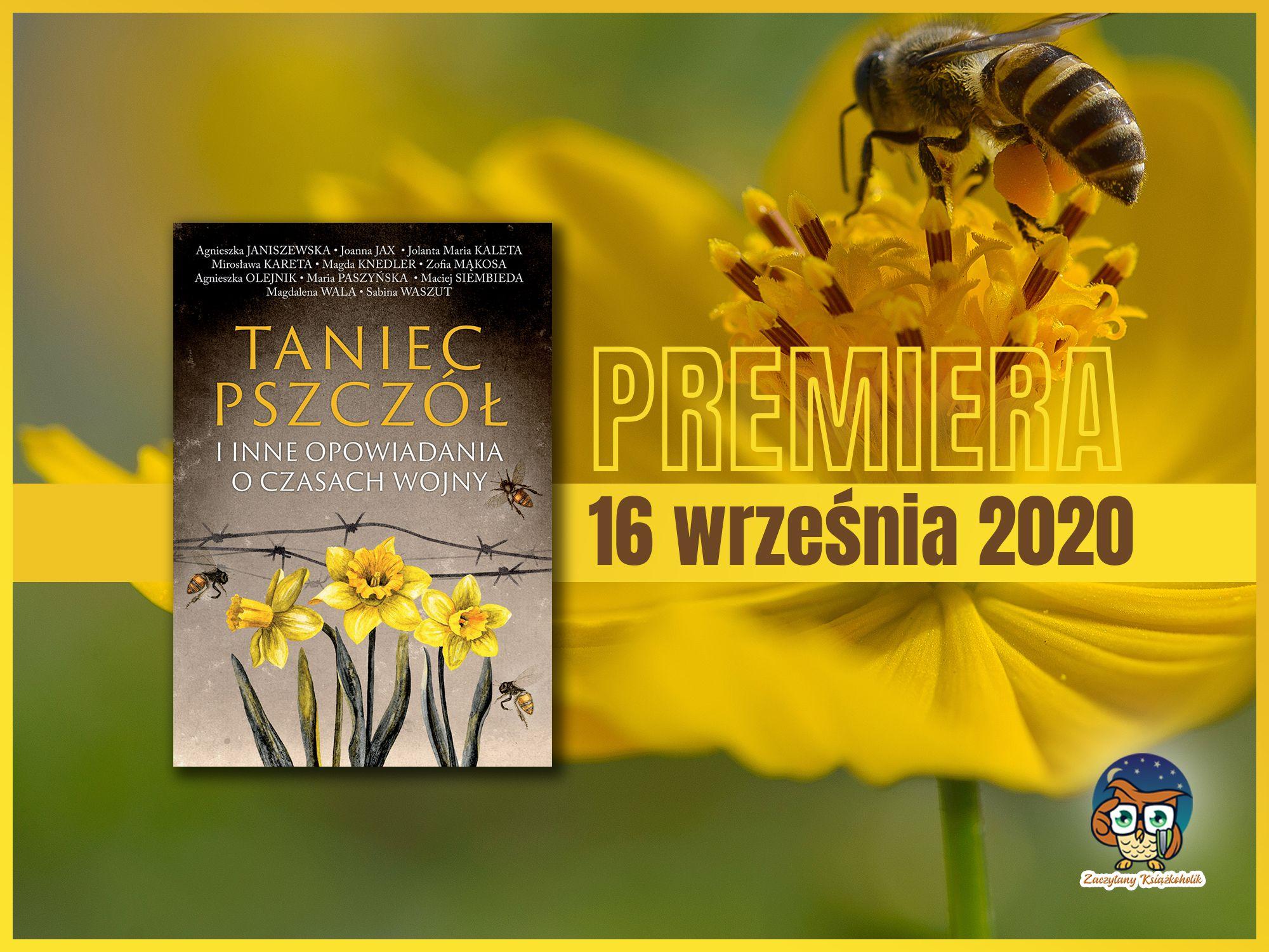 Taniec pszczół i inne opowiadania o czasach wojny