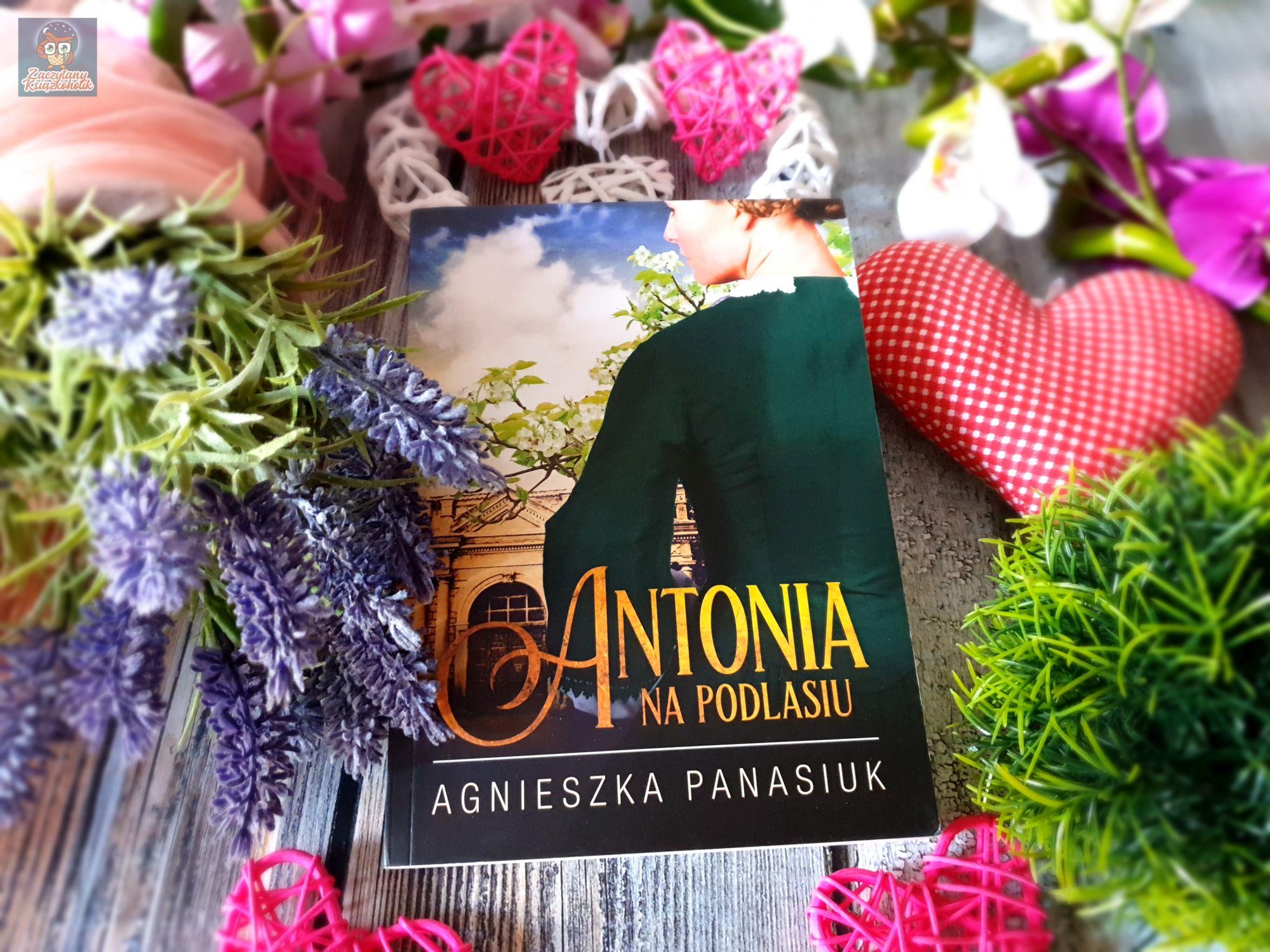 Agnieszka Panasiuk, Antonia na Podlasiu, zaczytanyksiazkoholikPL