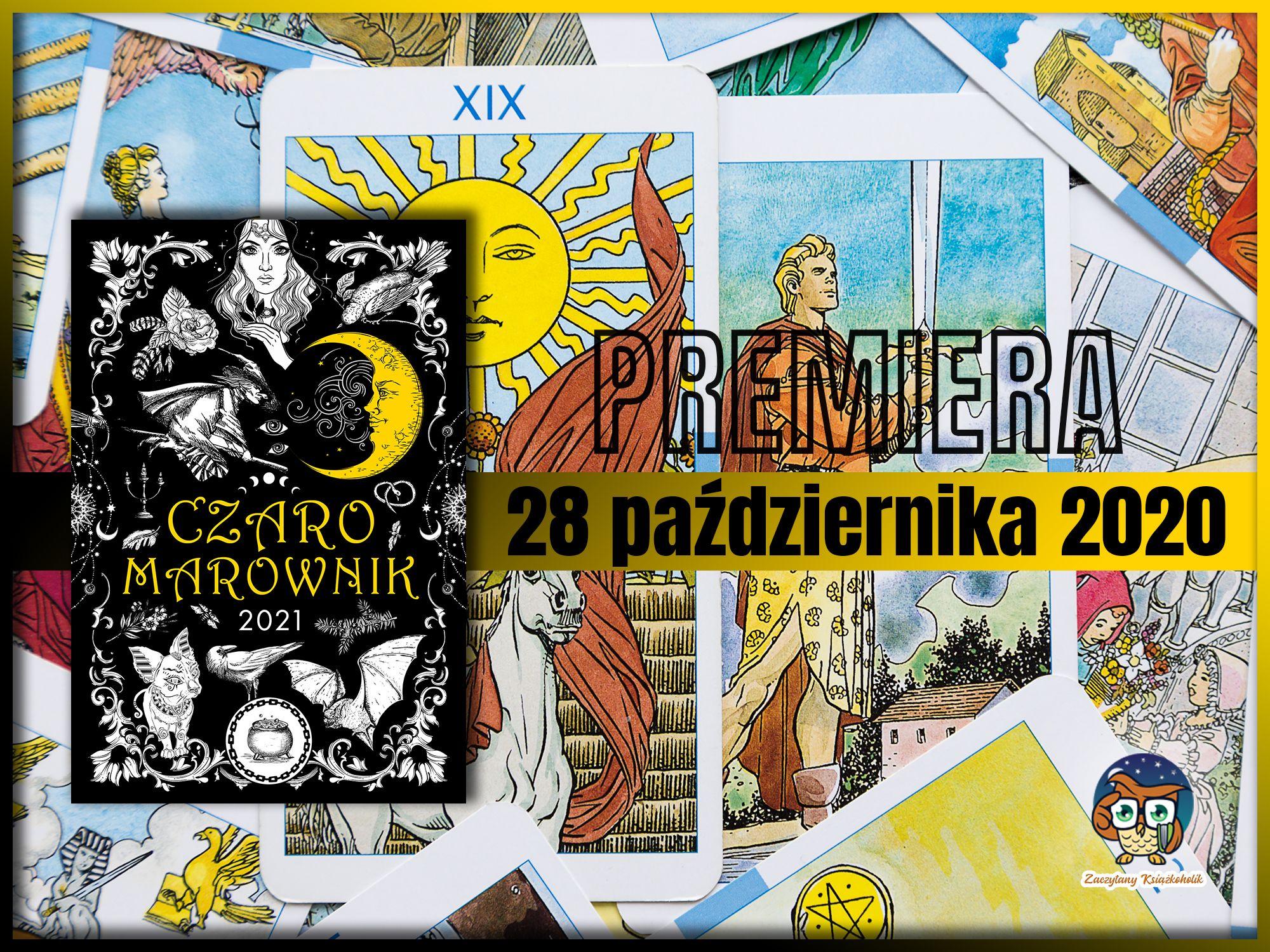 Czaromarownik 2021, zaczytanyksiazkoholik.pl