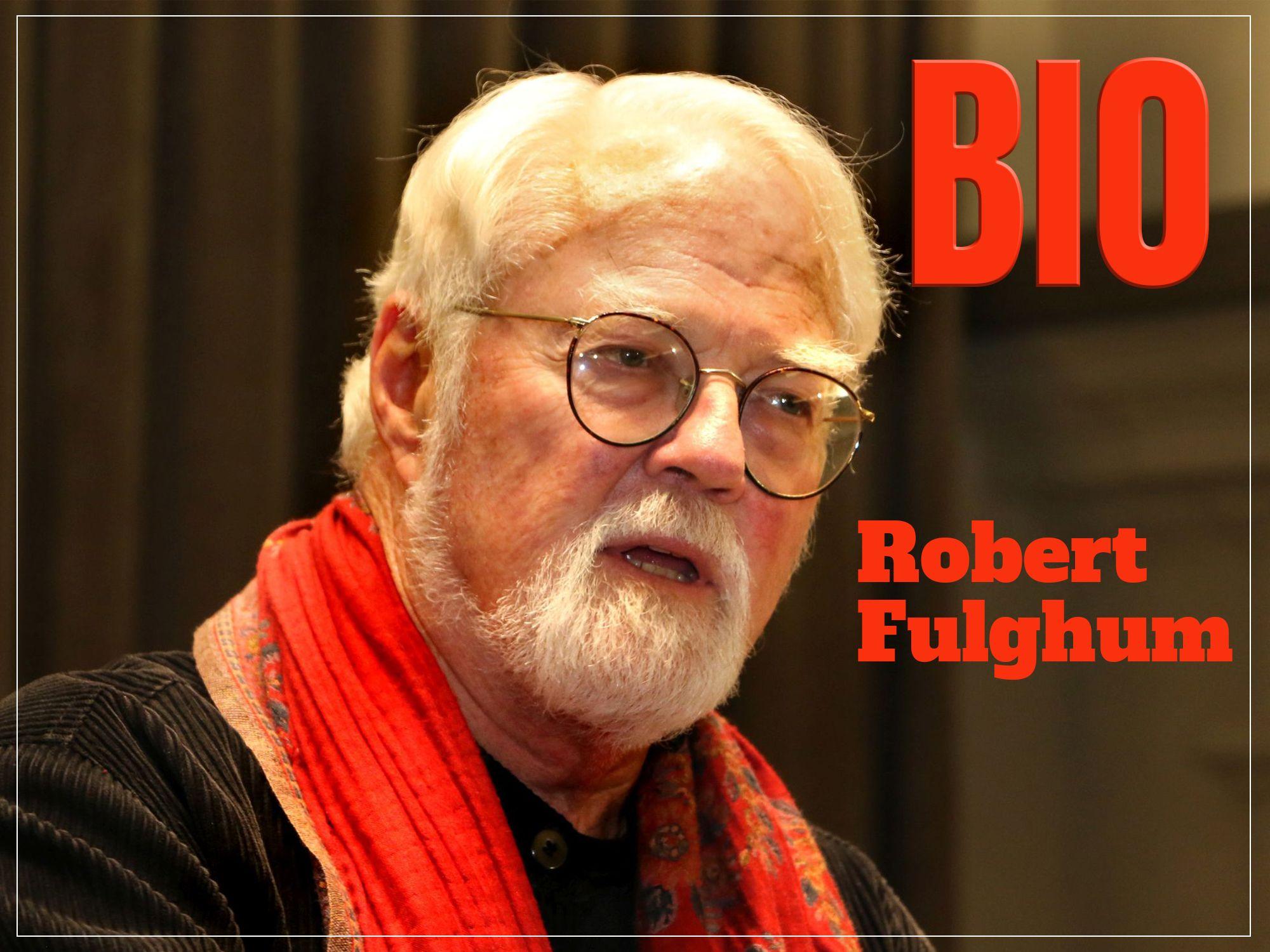 Robert Fulghum, zaczytanyksiazkoholik.pl