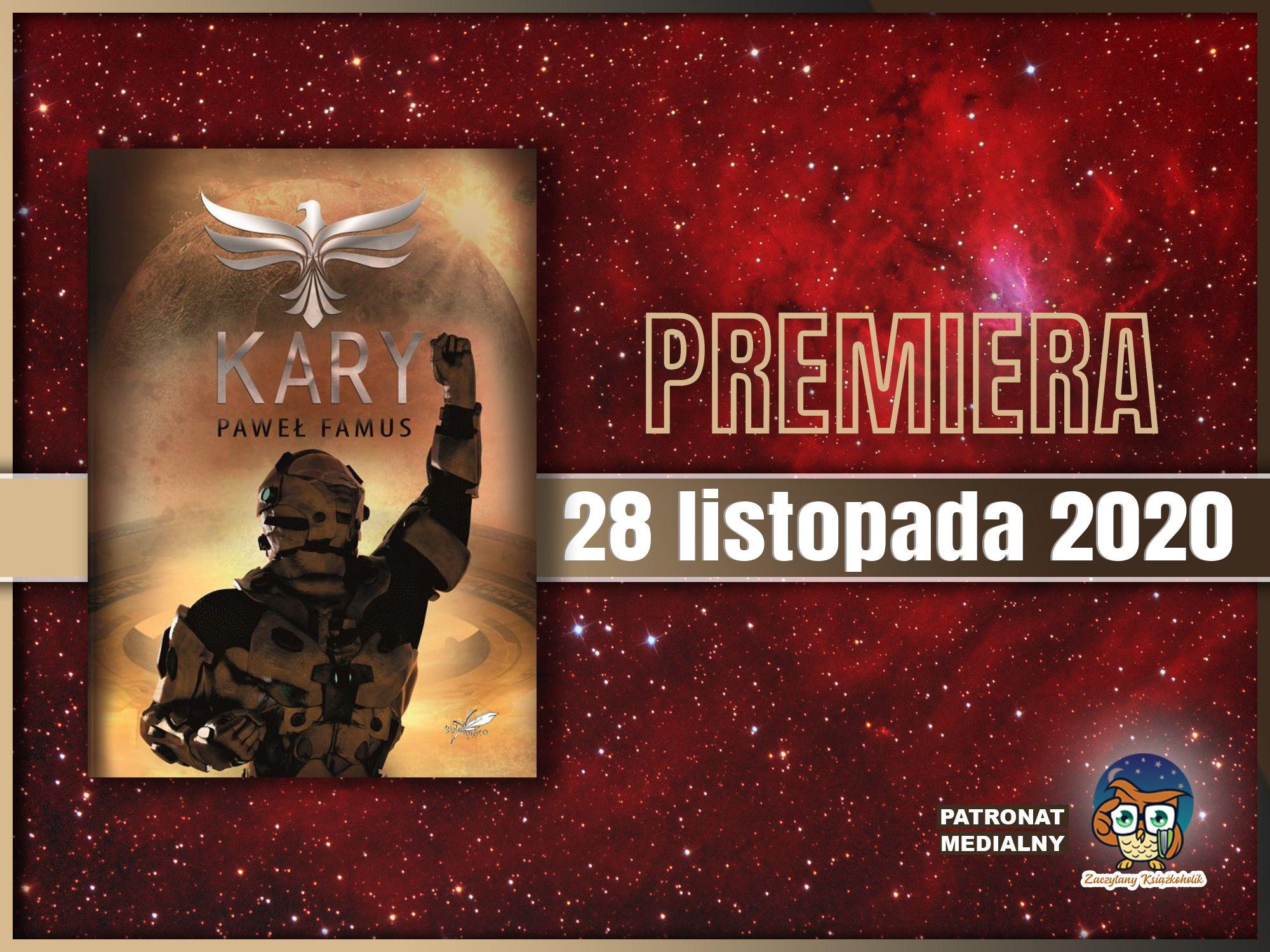 Kary, Paweł Famus, zaczytanyksiazkoholik.pl