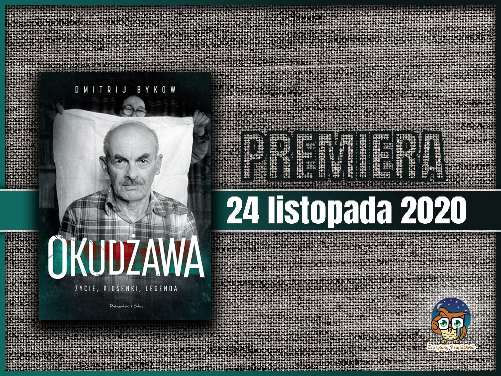 Okudżawa, Dmitrij Bykow, zaczytanyksiazkoholik.pl
