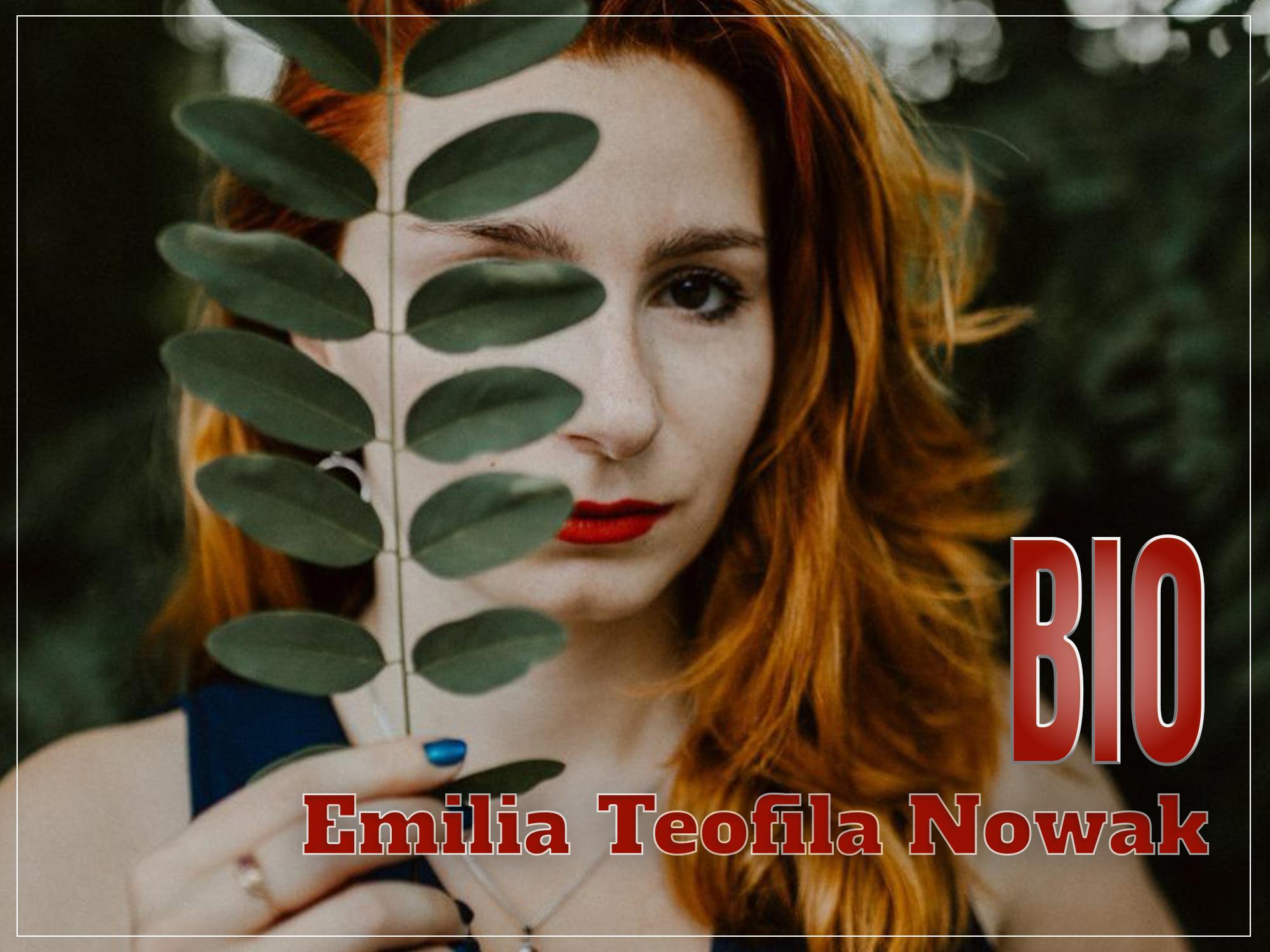 Emilia Teofila Nowak, zaczytanyksiazkoholik.pl