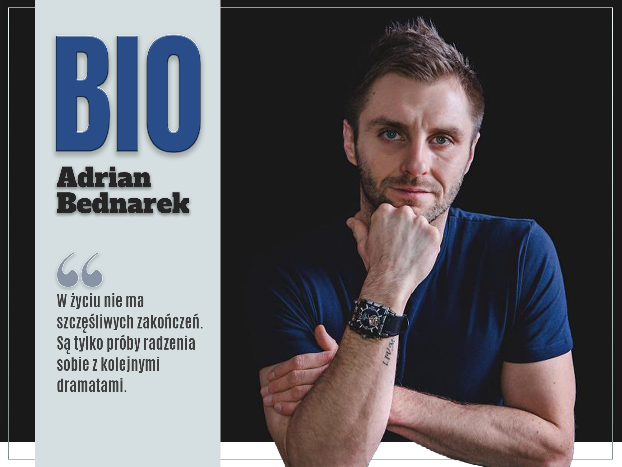 Adrian Bednarek, zaczytanyksiazkoholik.pl
