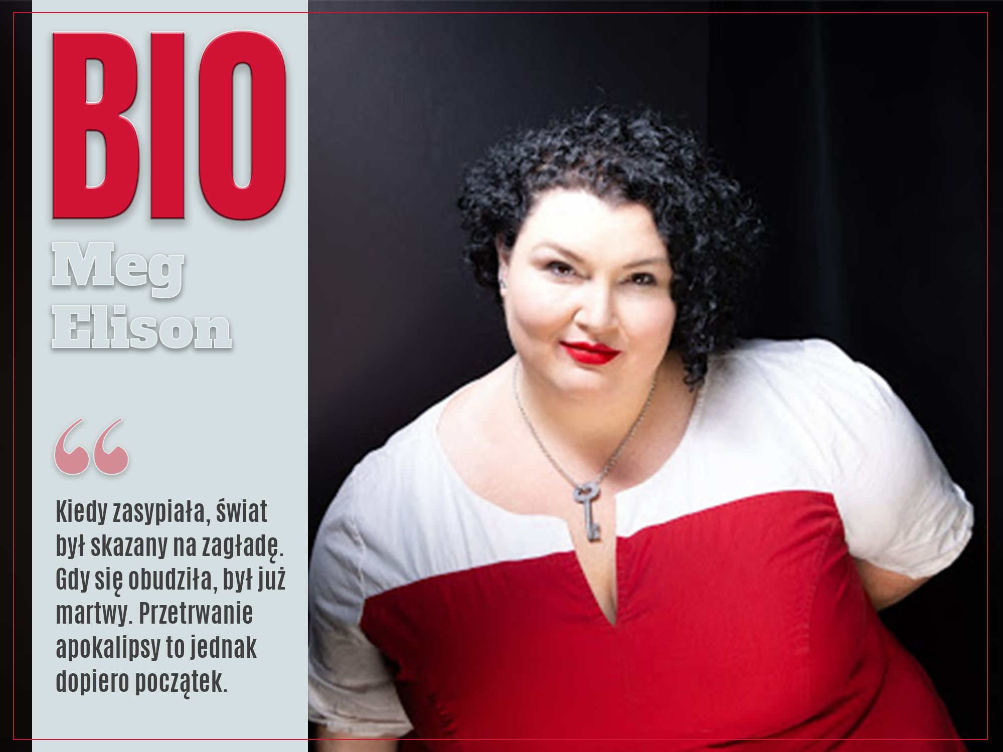 Meg Elison, BIO, zaczytanyksiazkhoolik.pl