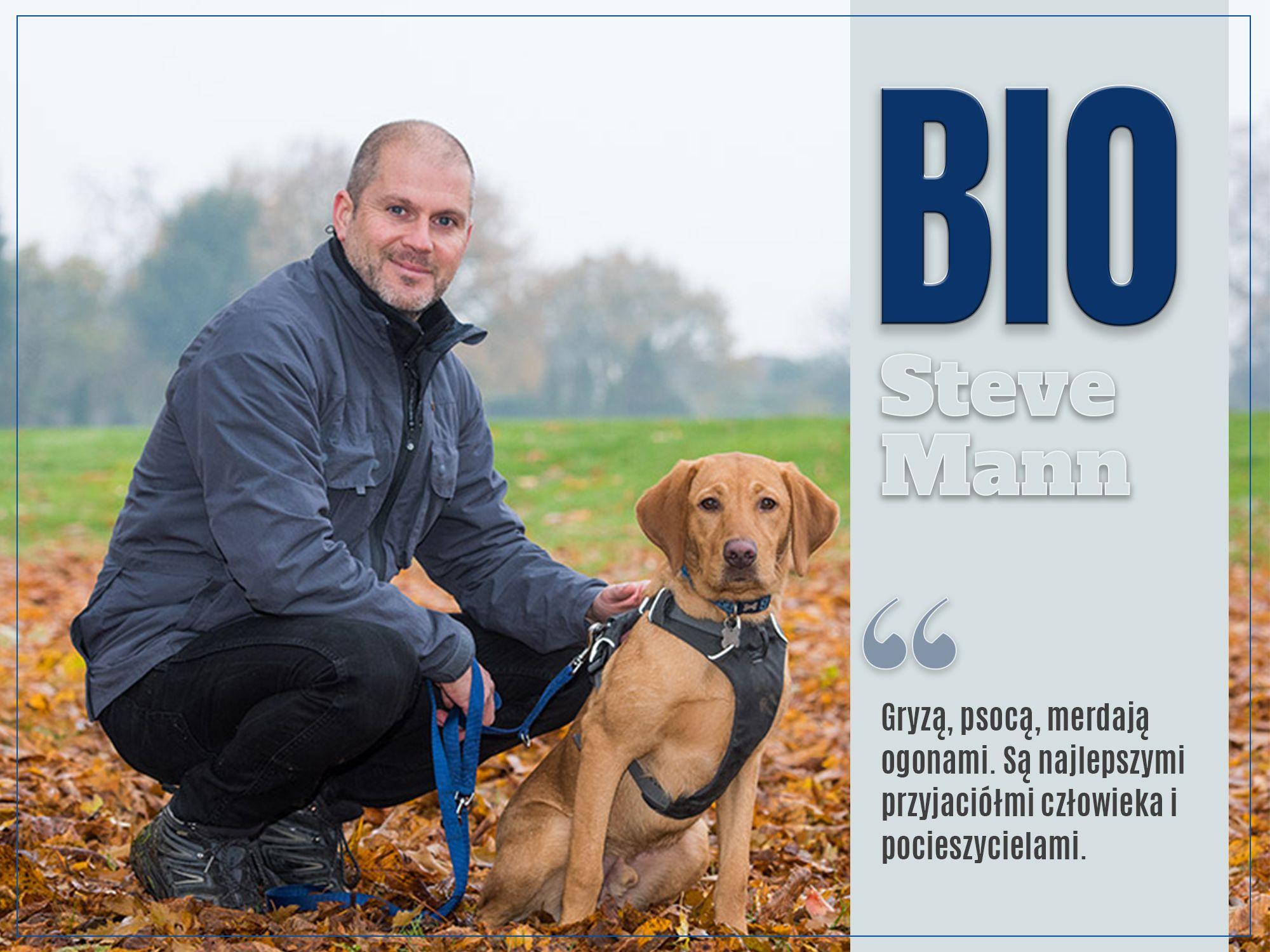 Bio Steve Mann