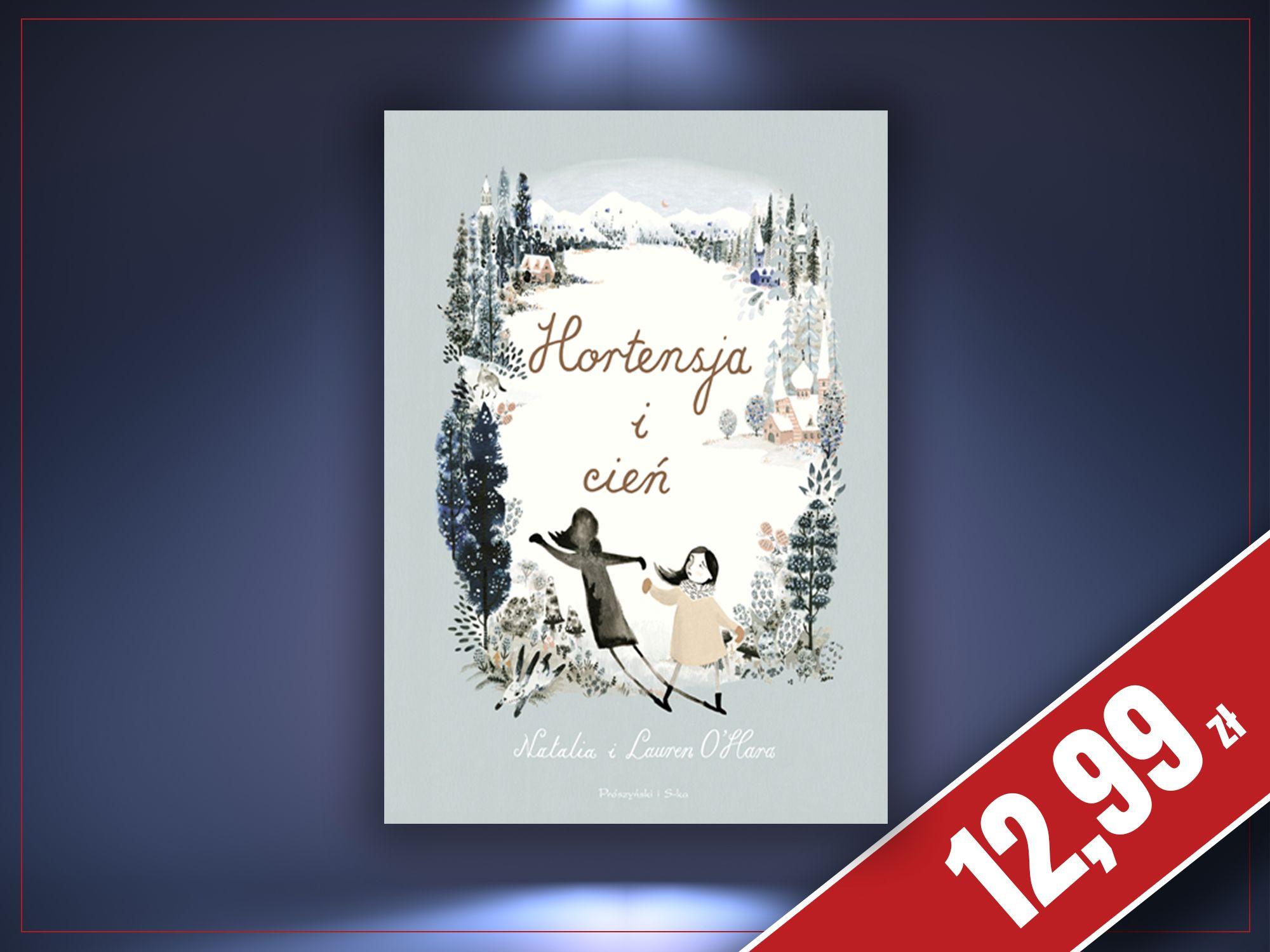 Hortensja i cień, Natalia O'Hara, zaczytanyksiazkoholik.pl