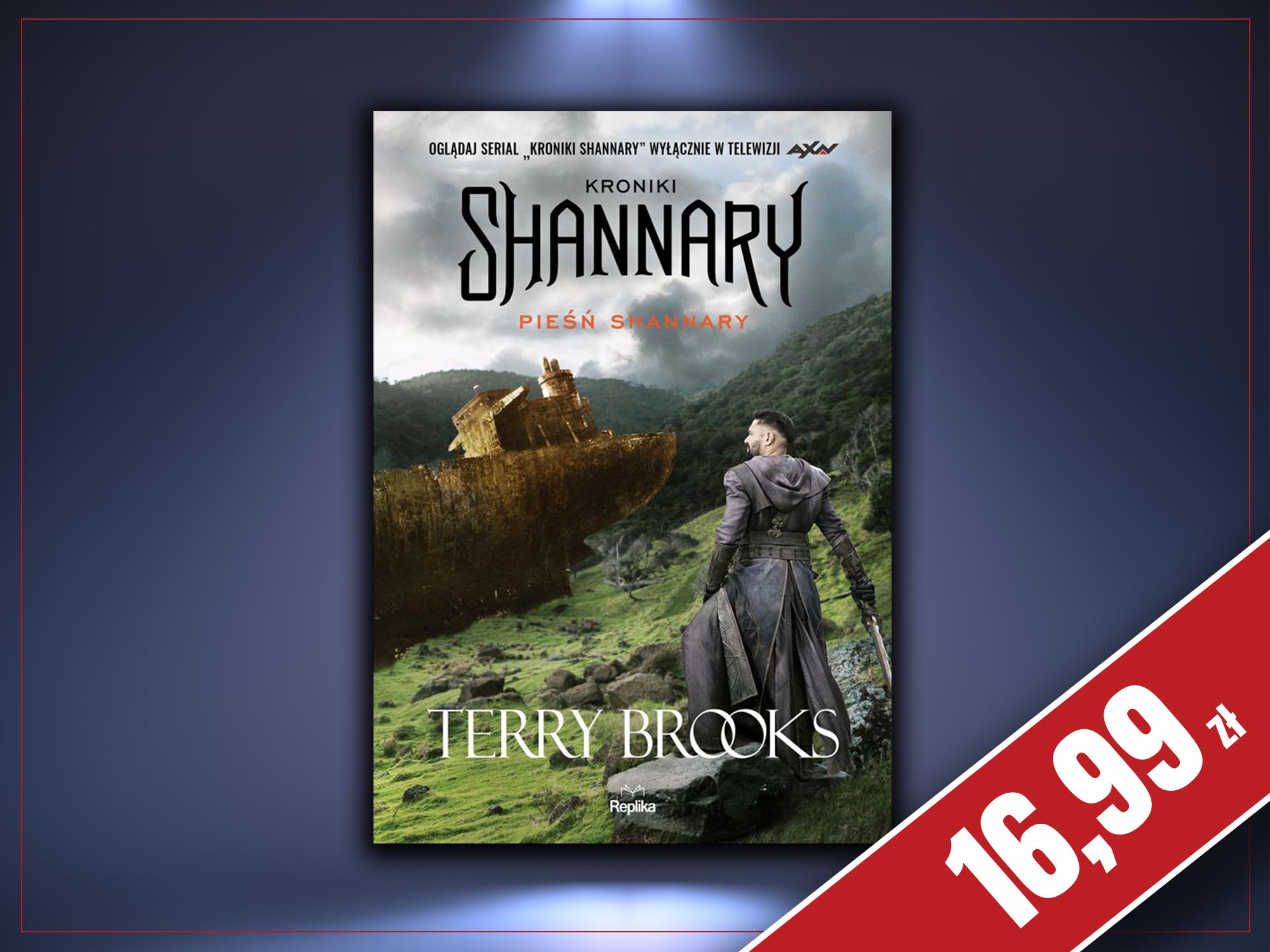 Kroniki Shannary. Pieśń Shannary, Terry Brooks