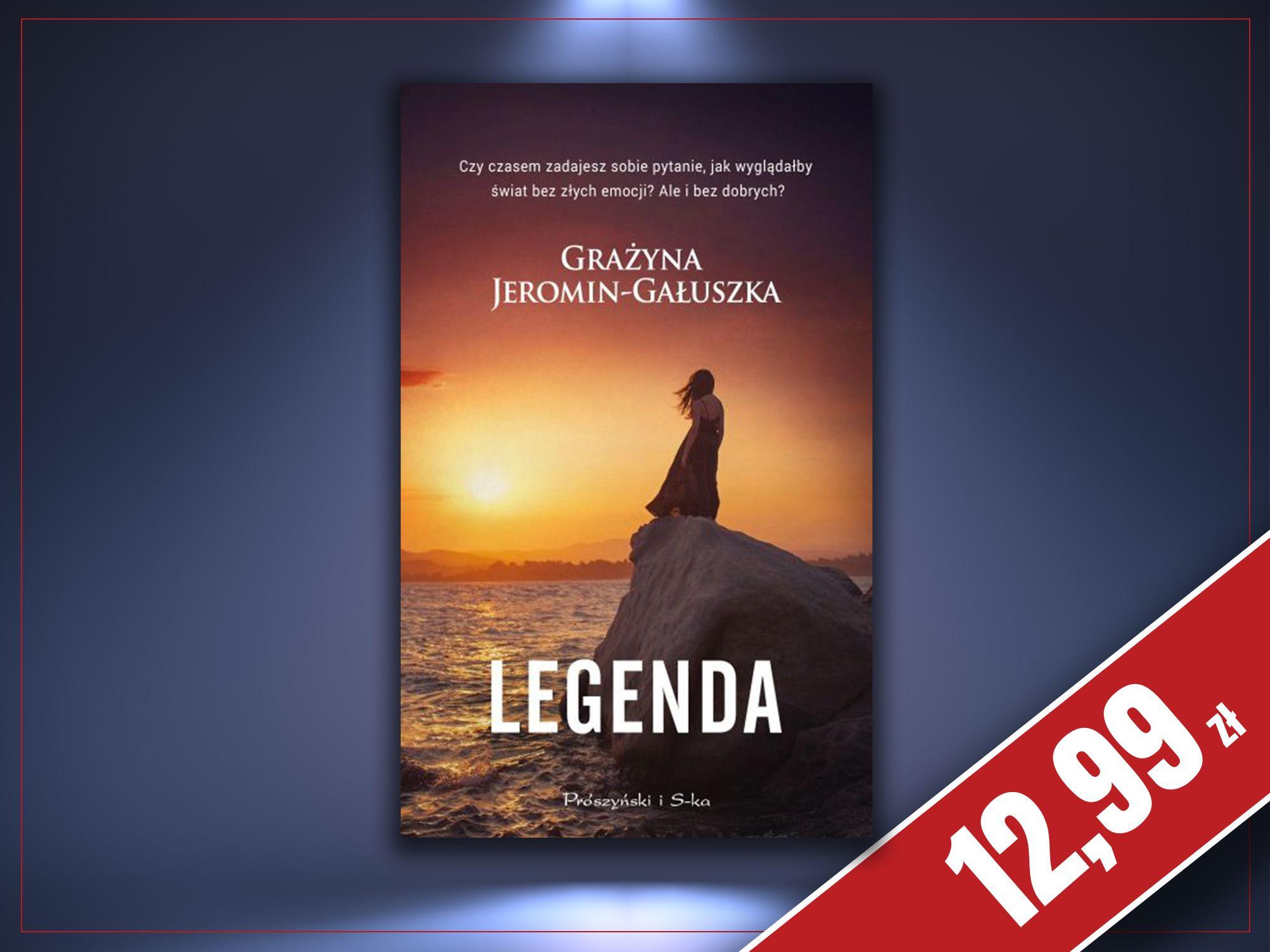 Legenda, Grażyna Jeromin-Gałuszka