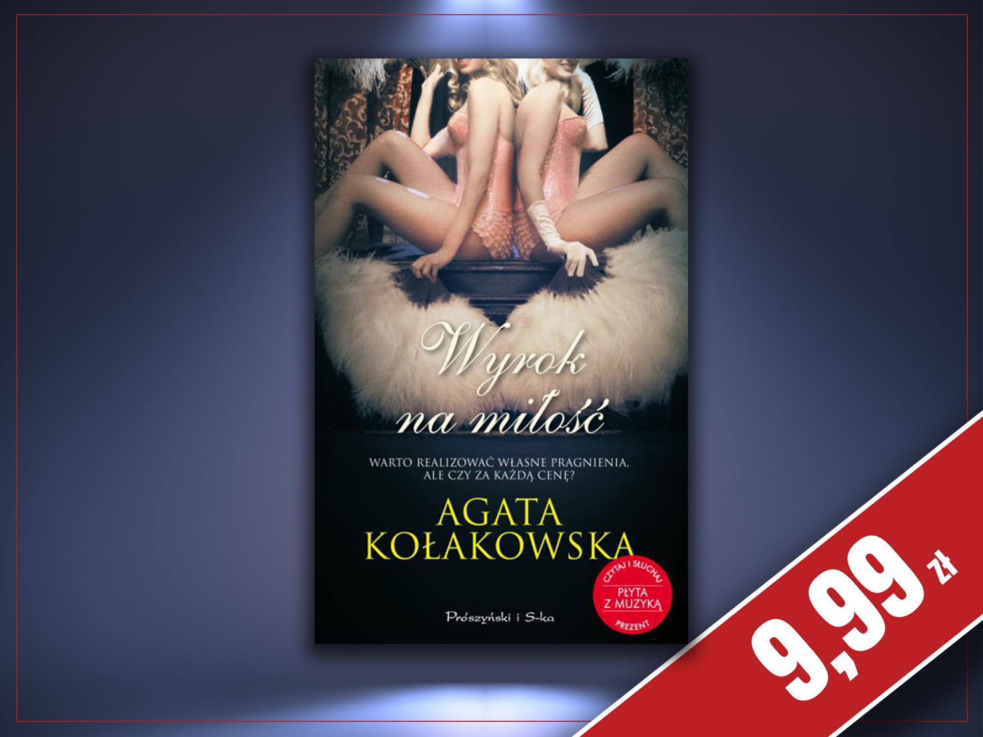 Wyrok na miłość, Agata Kołakowska