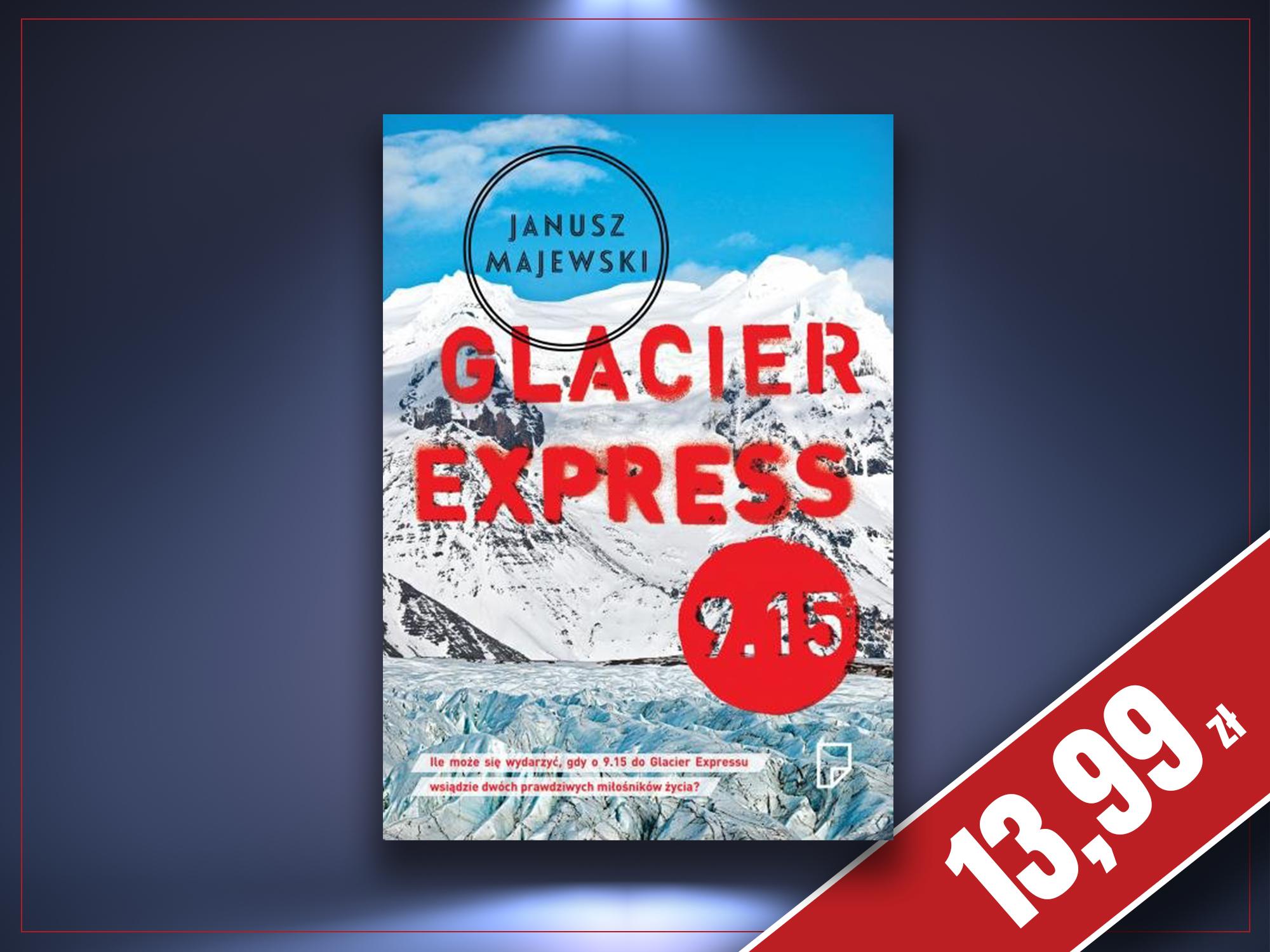 Glacier Express 9.15, Janusz Majewski