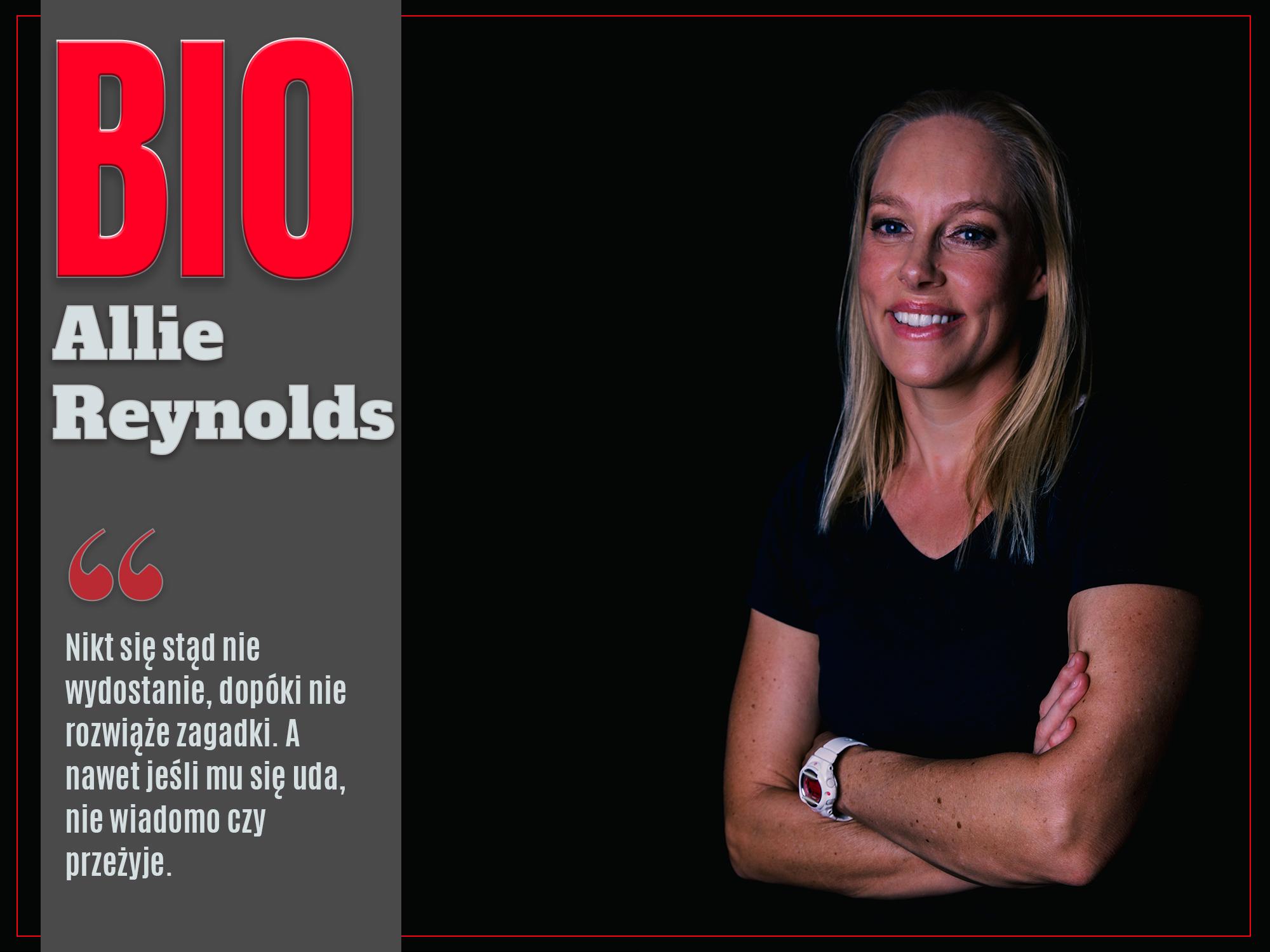 Allie Reynolds BIO