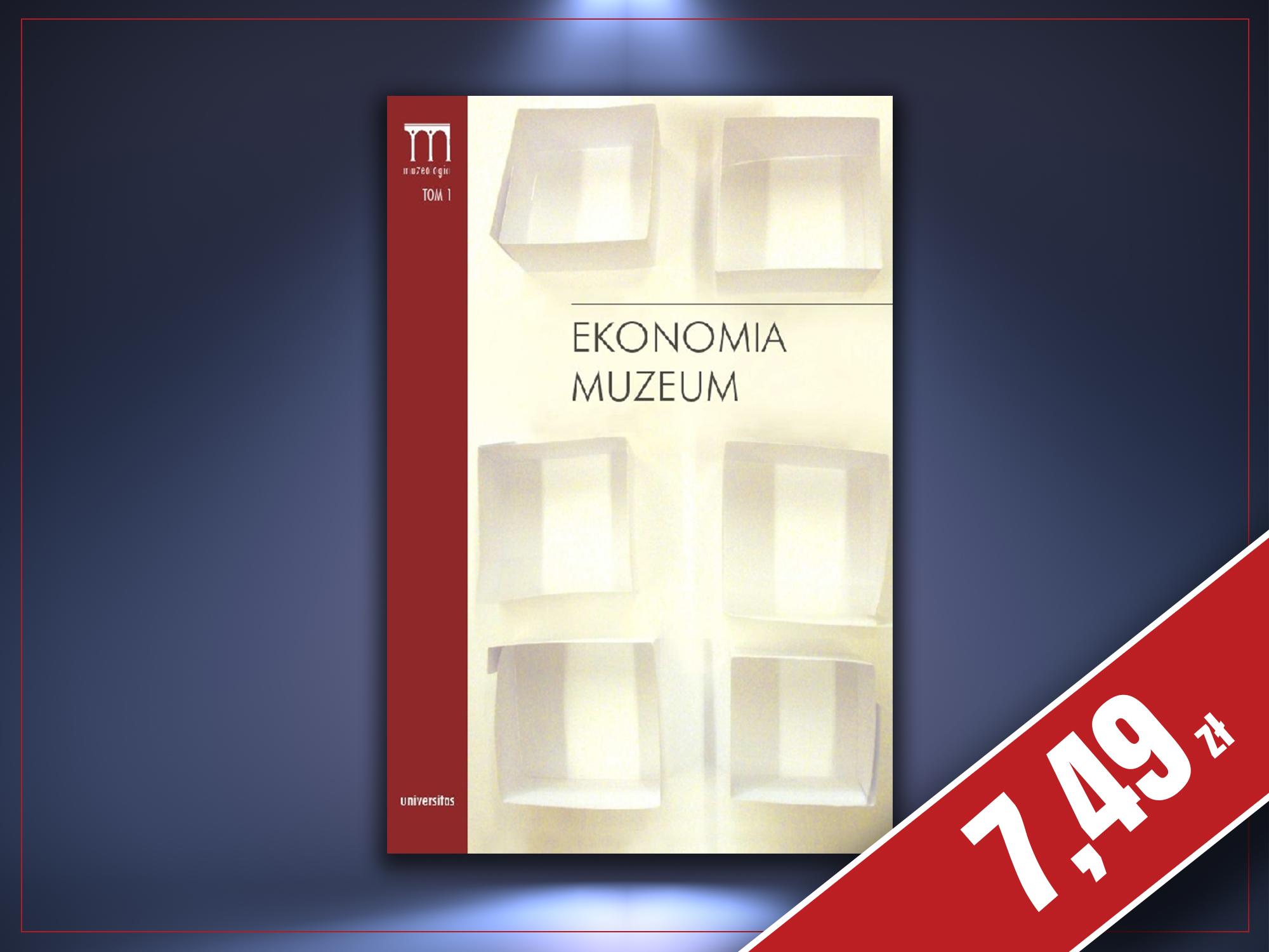 Ekonomia muzeum, Dorota Folga-Januszewska, Bartłomiej Gutowski