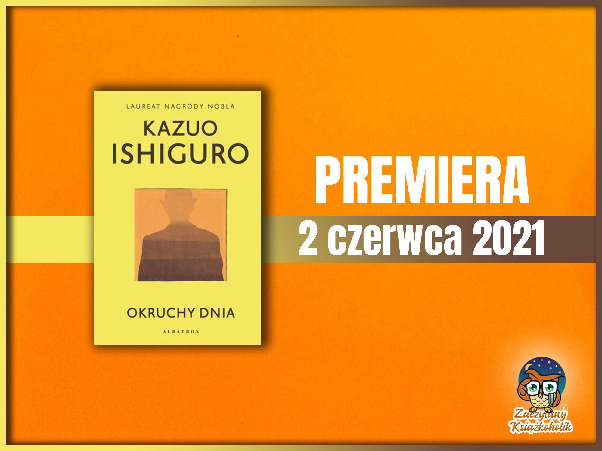 Okruchy dnia, Kazuo Ishiguro, zaczytanyksiazkoholik.pl