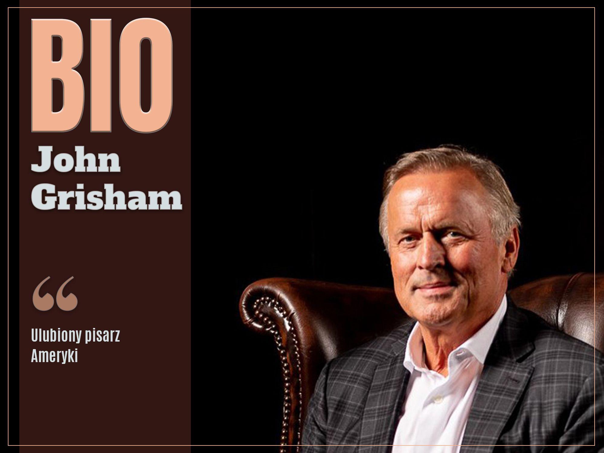 John Grisham BIO