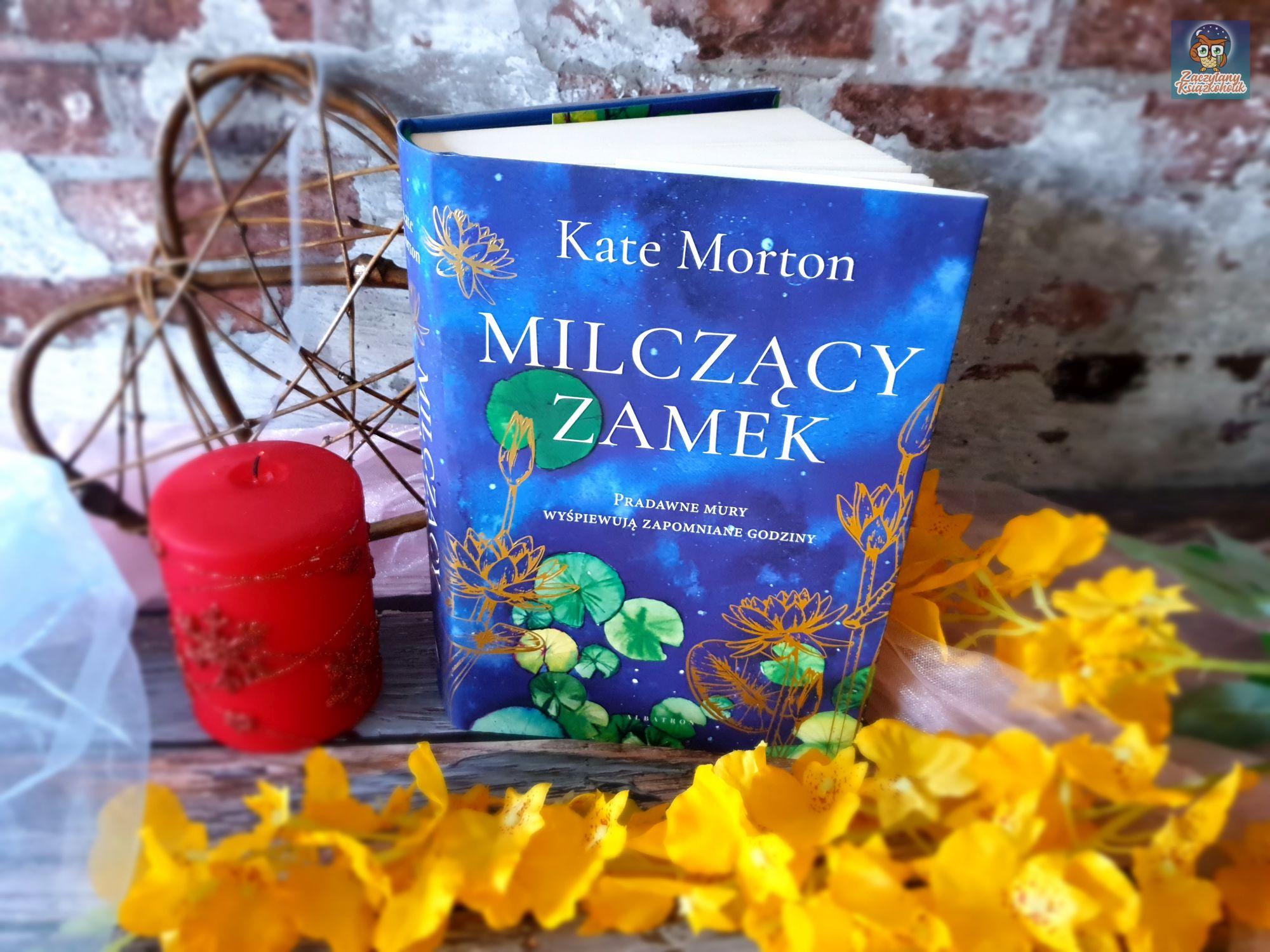 Milczący zamek, Kate Morton, zaczytanyksiazkoholik.pl