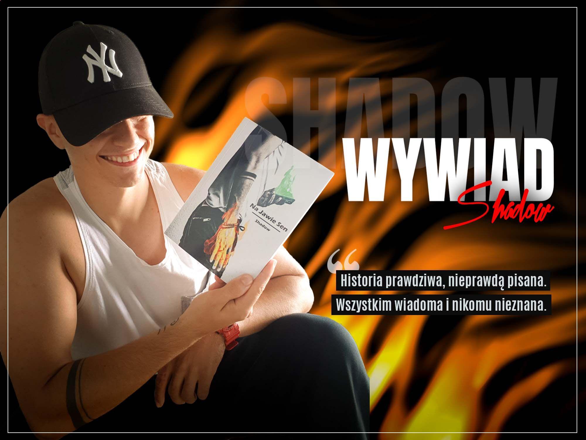 Wywiad Shadow,z aczytanyksiazkoholik.pl
