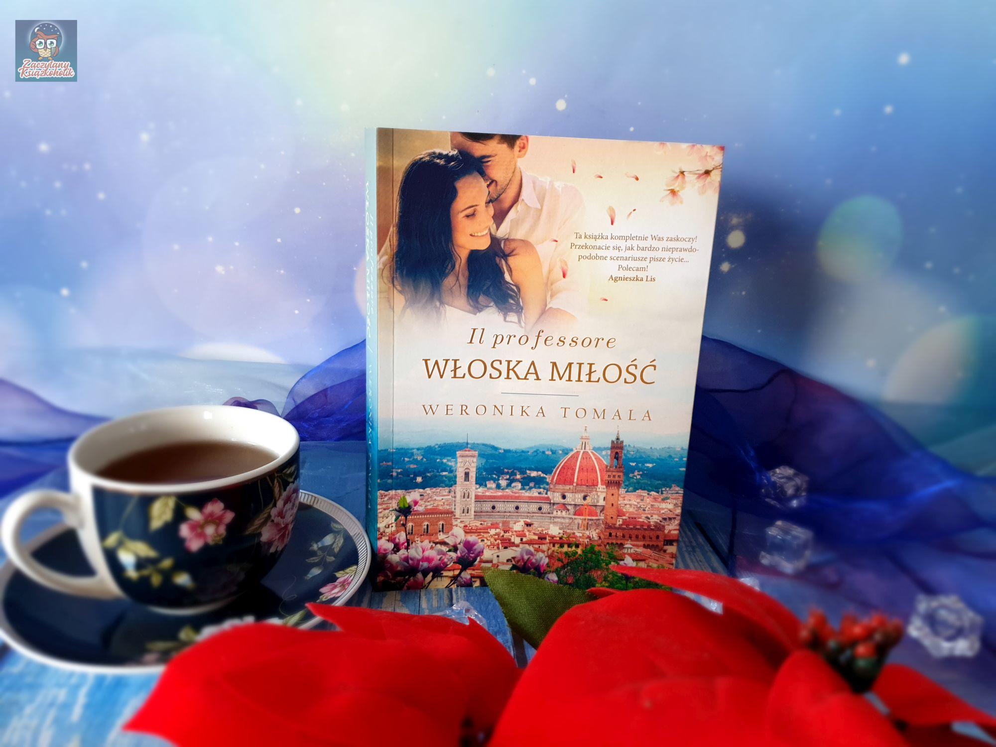 Włoska miłość, Weronika Tomala, zaczytanyksiazkoholik.pl